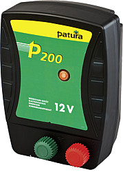 Electrificateur de cloture P200
